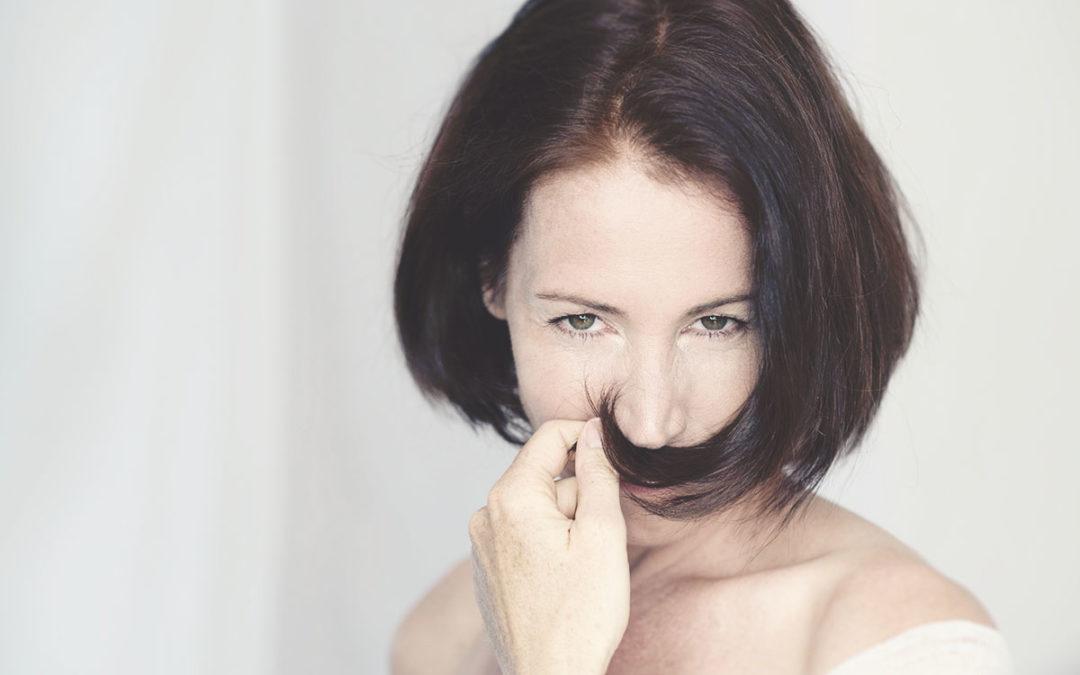 Fotoshooting mit Anja – die Verwandlung von zart zu rockig