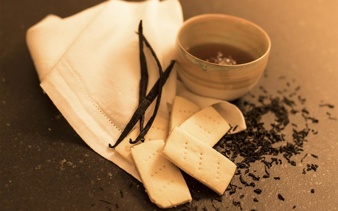 Shortbread Rezept: Diese mürben Kekse passen perfekt zum Tee