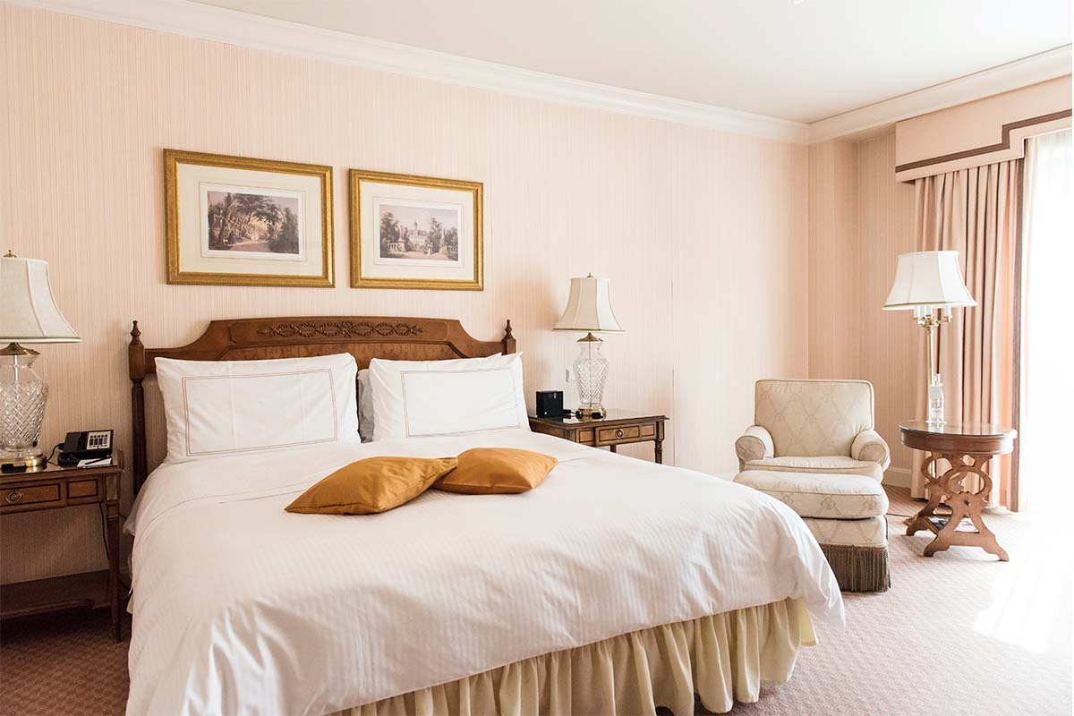 Zimmer im Regent Hotel Berlin