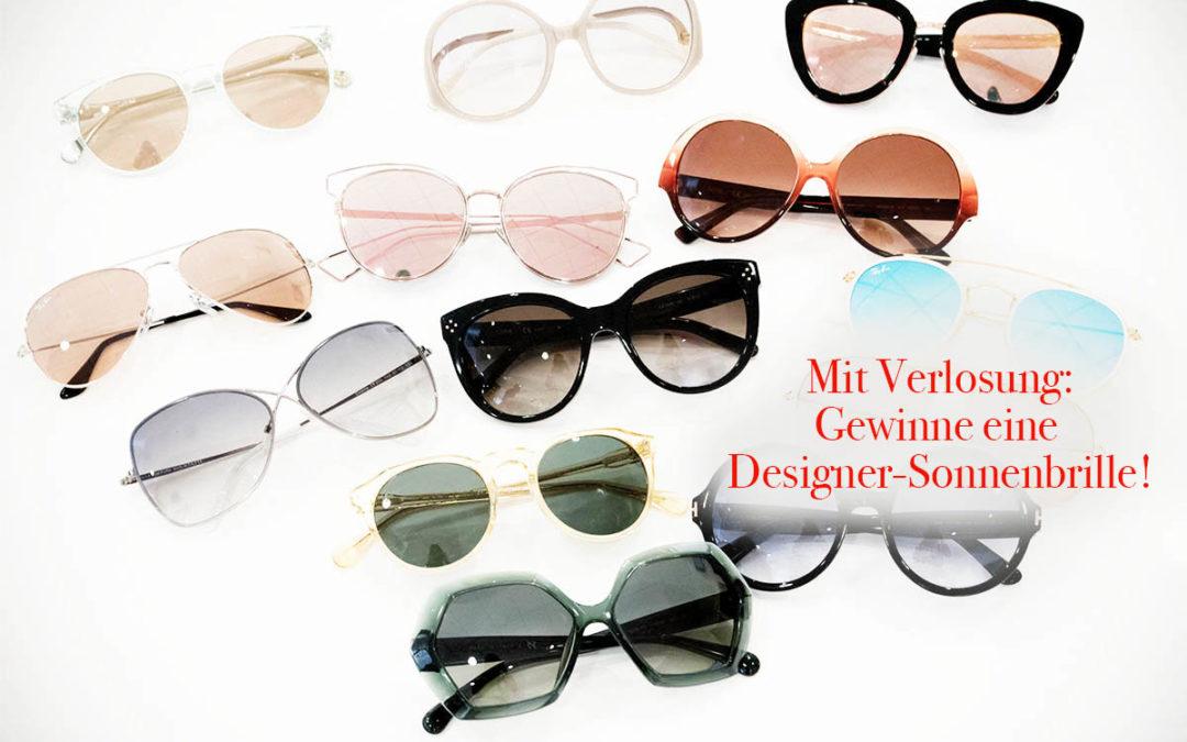 Sonnenbrillen Trend 2017 – was steht mir am besten?