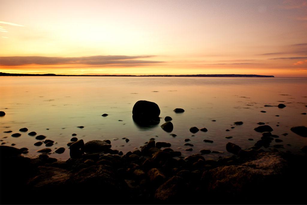 Im Herbst an die Ostsee reisen