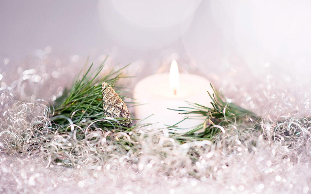 Weihnachten entspannt feiern – 5 Tipps!