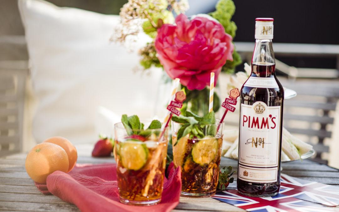 Pimms – kultiger Sommerdrink mit englischer Seele