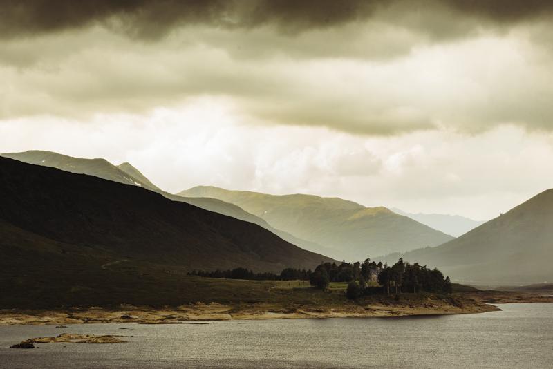 Unabhängig und schön wild – Schottland berührt die Seele