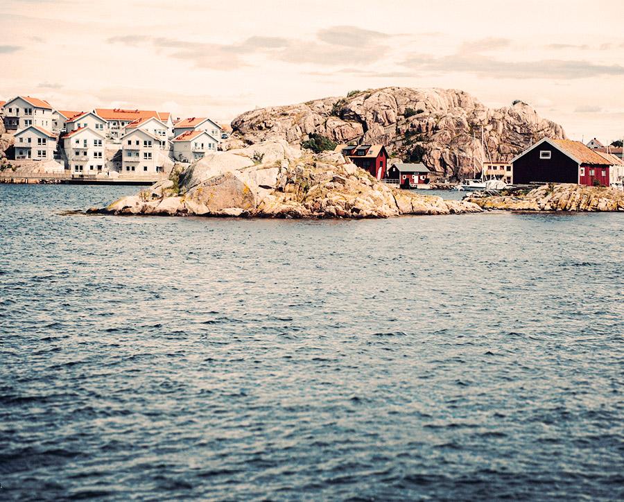 Reise nach Skandinavien