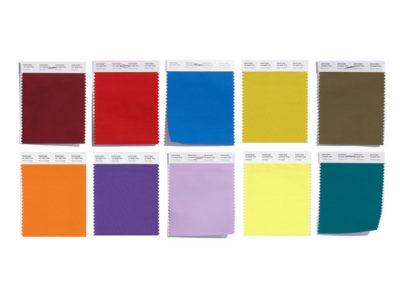 Trendfarben für den Herbst