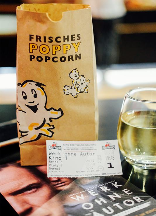 Allein ins Kino gehen