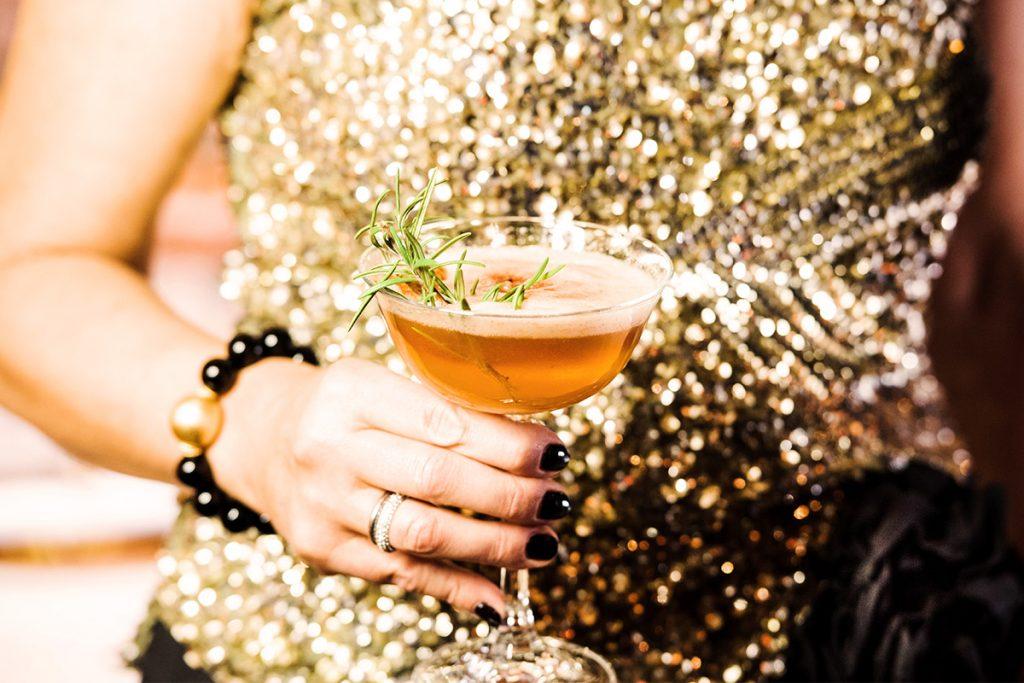 Cocktails für Silvester