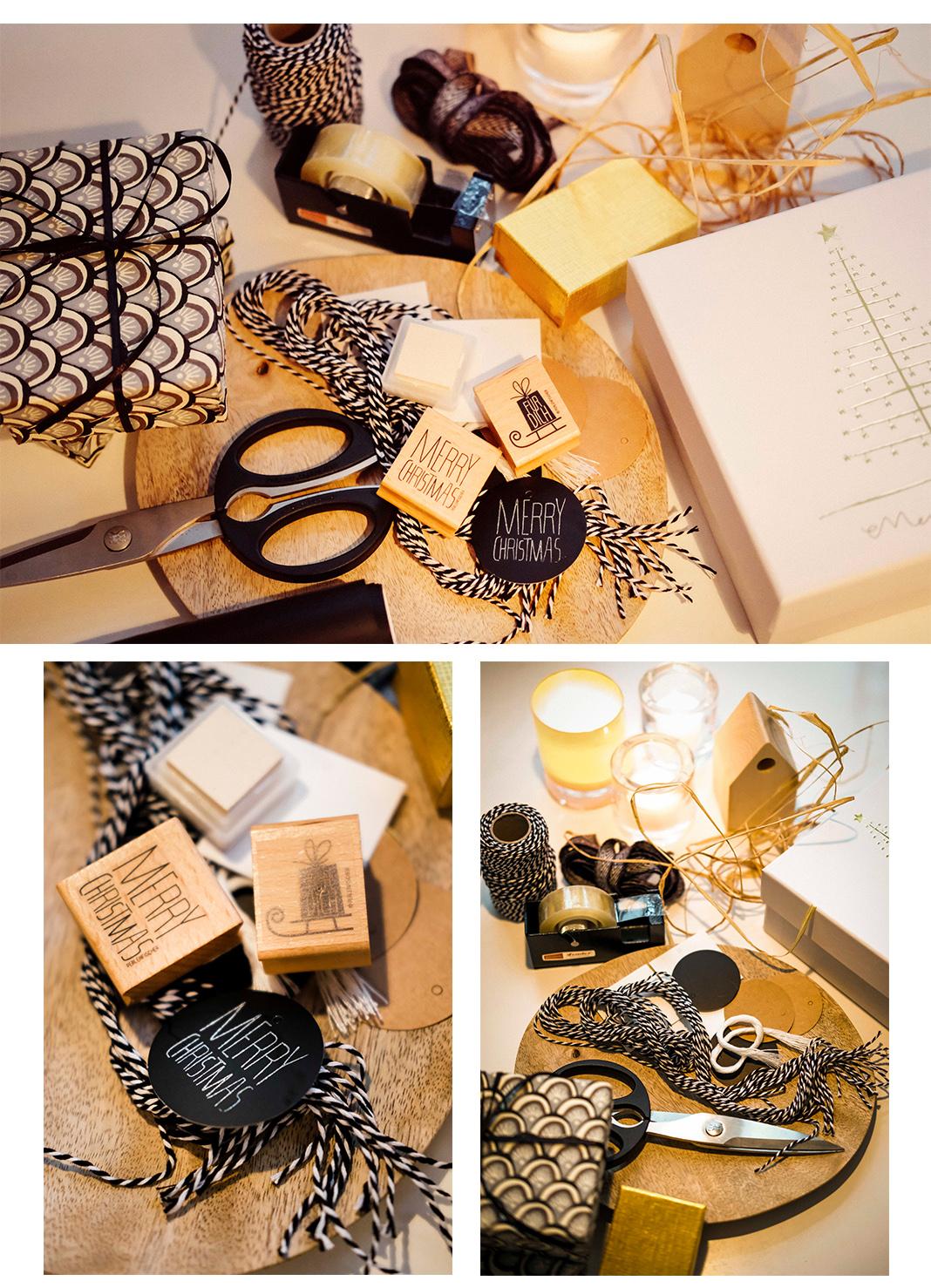 Geschenkeverpacken
