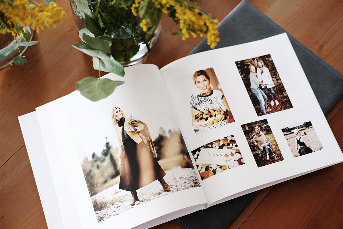 Fotobuch gestalten direkt aus dem Handy