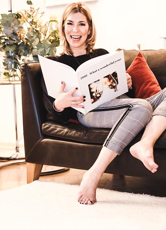 Fotobuch gestalten direkt aus dem Handy selbst gestalten_stillsparkling