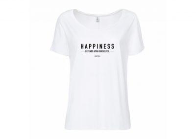 Das perfekte T-Shirt zum Welttag des Glücks