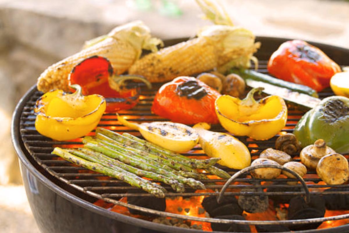 F(m)eine Rezepte für gegrilltes Gemüse