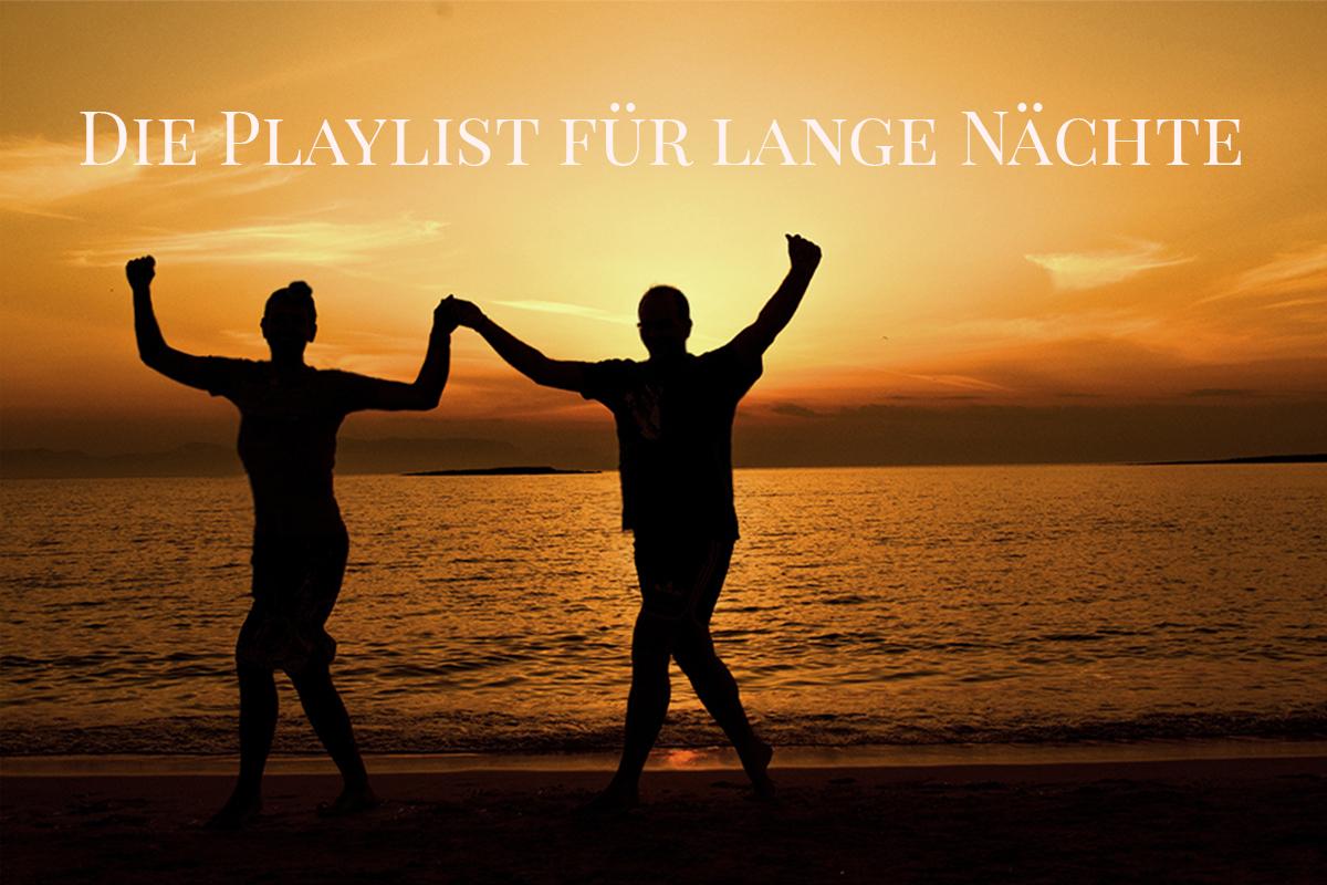 Die Playlist im Juni – 800 Kalorien und tanzende Endorphine