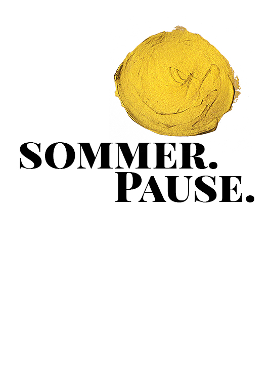 Sommer.Pause.