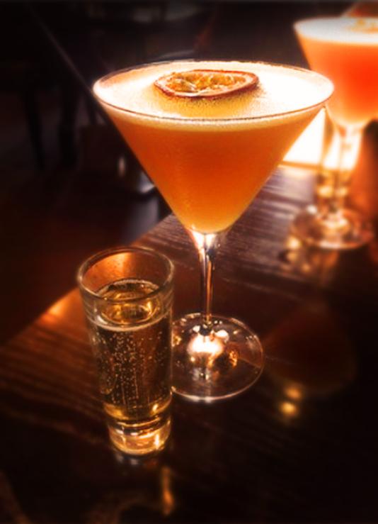 Cocktail des Monats: Porn Star Martini