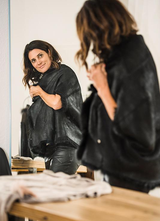 Mutig den eigenen Weg gehen: Interview mit Modedesignerin Tina Fricke