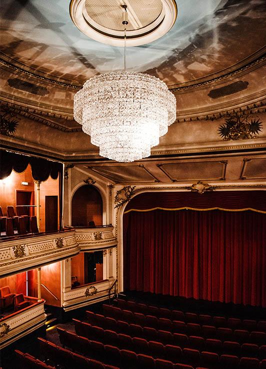 Theater auf Norderney
