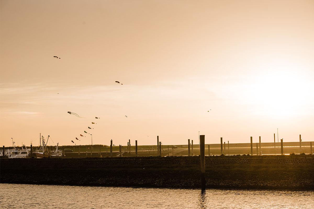 Der Himmel über Norderney