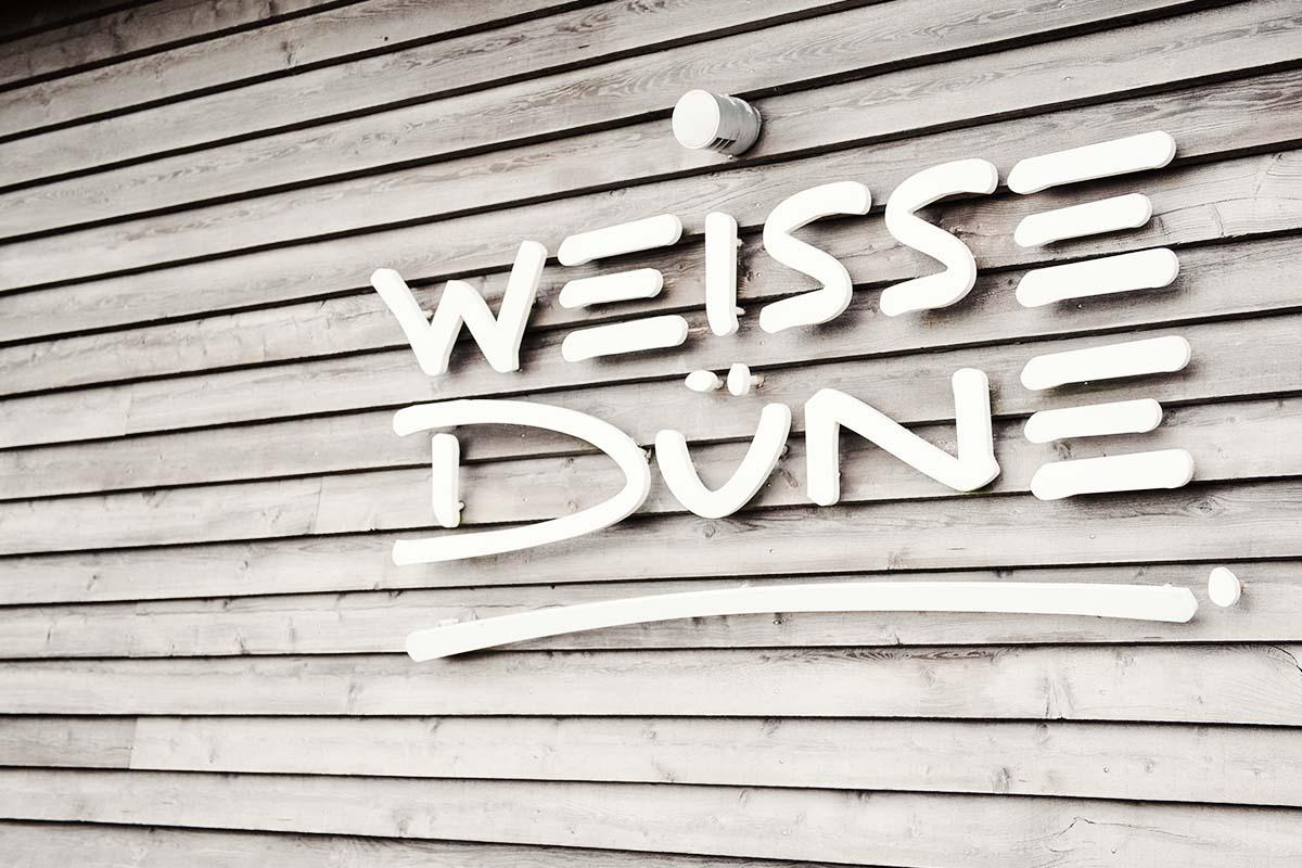 Weiße Düne Norderney