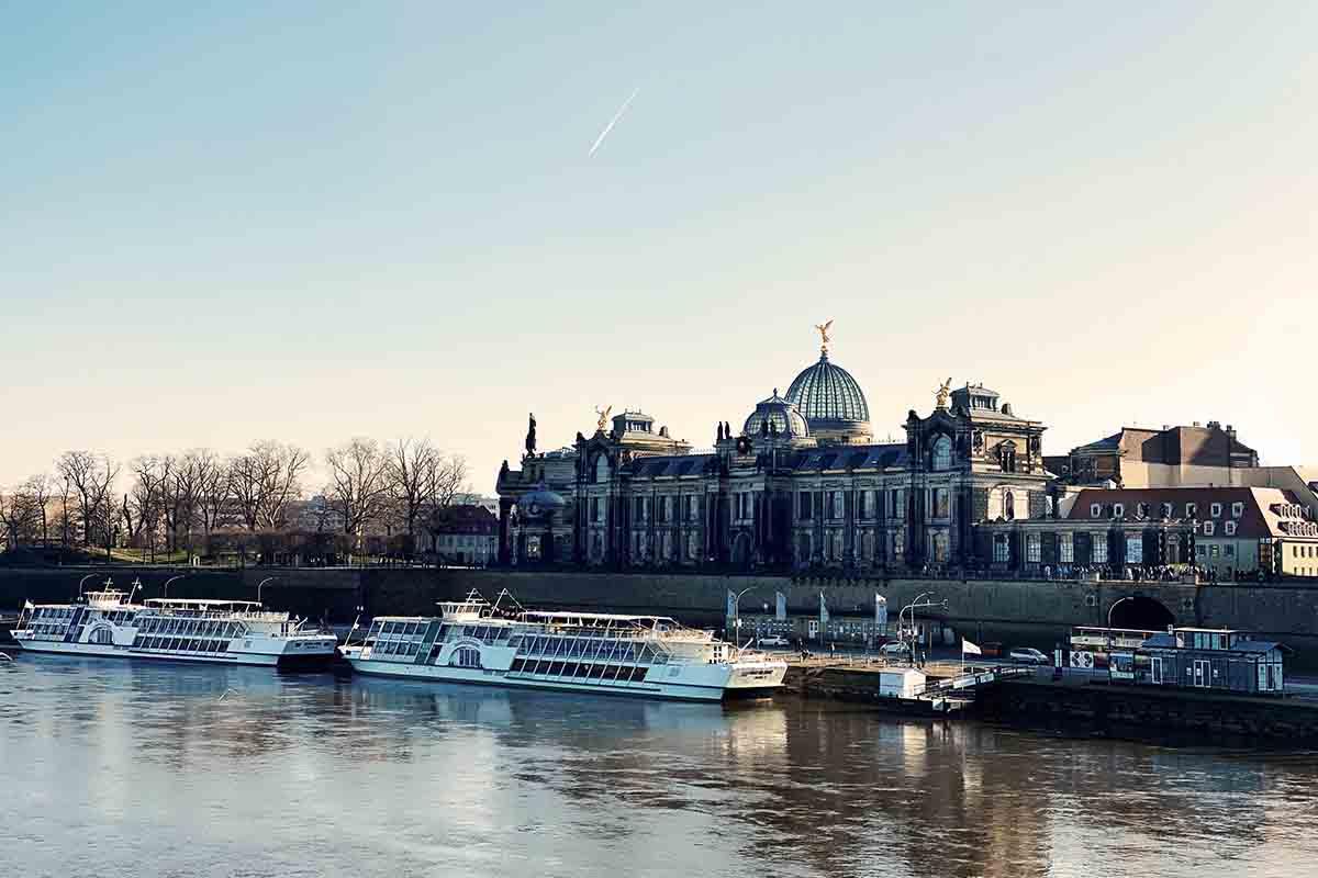 Ein Wochenende in Dresden