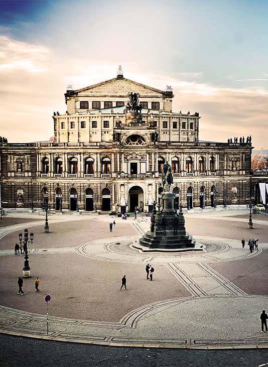 Reisebericht: Ein Wochenende in Dresden