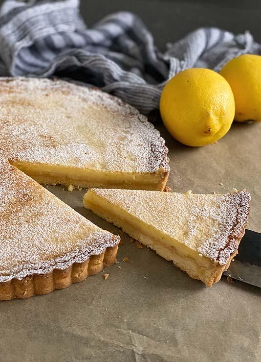 Wenn das Leben Dir Zitronen gibt, mach Kuchen daraus
