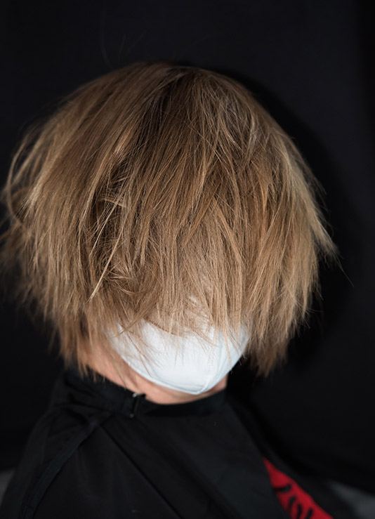 Haarfarbe Braun