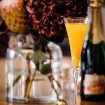 Herbst Cocktail: Kürbis Bellini
