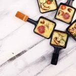 fünf kreative Rezept für Raclette