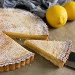 Rezept Zitronen-Tarte